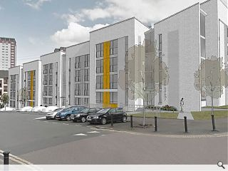 Affordable housing drive delivers Royston residential infill