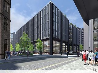 Work to begin on speculative Quartermile office scheme