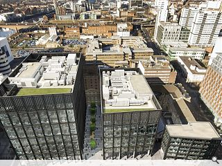 Atlantic Square trio moves forward with revisions