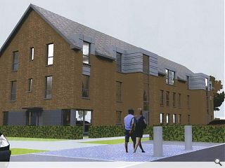 GHA submit Carnwadric housing plans