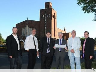 Ayrshire Housing takes on Ayr Cathedral