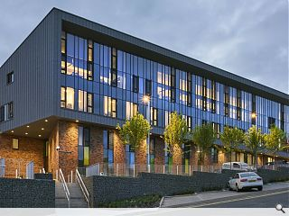 Patients welcomed at £12.4m arts-led Maryhill Health Centre