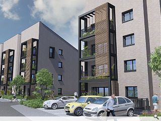 73 homes to complete Paisley Abbey Quarter