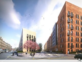 Final phase of Anderston master plan hits planning