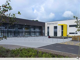 £12.4m Kilmarnock school handed over