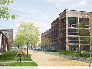 Urban Union submit phase 2 plans for Pennywell