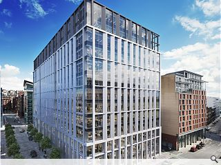 M&G Real Estate take Glasgow grid to new heights