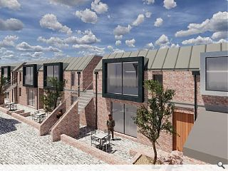 Mews-style serviced apartments address Inverness visitor demand