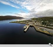 Ullapool Harbour improvements undertaken by Wallace Stone and RJ MacLeod won plaudits for their low-risk caisson solution to a difficult engineering challenge