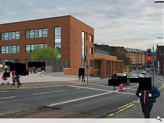North Kelvinside Primary plans tabled