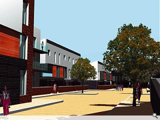 OMI win competition for Granville Mill site in Oldham