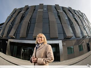 University of Glasgow takes possession of medical imaging centre