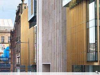 CDA and Hoskins mark South St Andrew Square completion