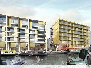 Fountainbridge apart-hotel goes in for planning