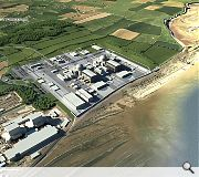 Indicative master plan for Hinkley Point C