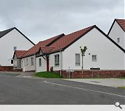 Fife Council also provided funding assistance through the land transfer and funding of around£1m.