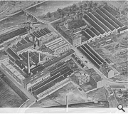 Bruntons Wire Mill played a significant role during World War 2
