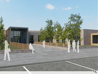 Turf cut at £48m Royal Edinburgh Campus