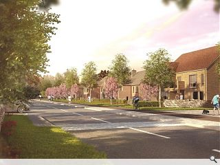 Stewart Milne launch first phase of Countesswells development