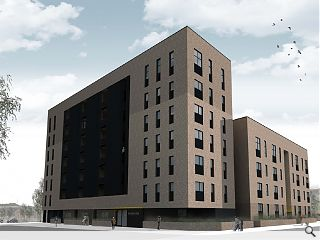 Govanhill social housing picks up the pace