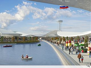 Gillespies led design team secure Park Russia competition win