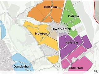 £200m Shawfair New Town plan revived
