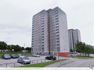 Aberdeen tower block refurbishment programme extended
