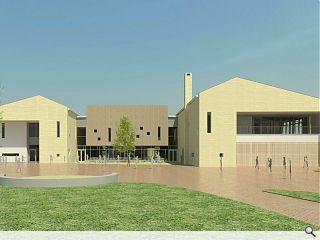 Perth & Kinross Council press ahead with twin £23m schools rebuild