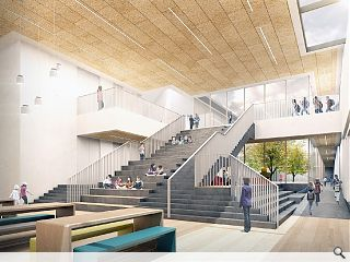 Finished designs for £12m Elgin primary school published