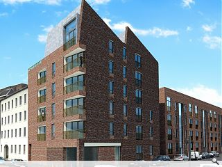 ZM lead Gorbals mill conversion and new build