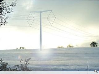 Bystrup emerge victorious in RIBA pylon comp