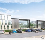 Kildean Business Park is amongst those schemes competing for foreign investment