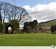 Lindores Abbey is in line for an influx of new cash and visitors