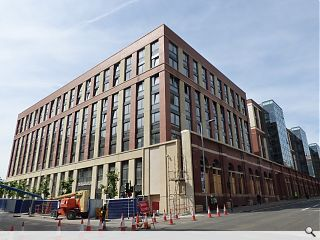 Glasgow's Merchant Studios to welcome first students