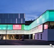 Perth Theatre (£11.38 m) Richard Murphy Architects Limited for Horsecross Arts Ltd