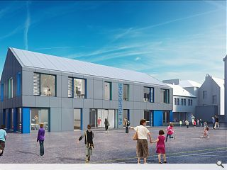 City of Edinburgh Council unveil new wave of primary school extensions