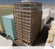 Redevelopment will enable the owners to reach skyward