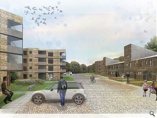 Collective submit Lambhill regeneration plan