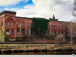 Future looks rosy for historic Dumfries mill