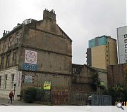 Permission is now being sought to take down properties at 1-5 Dixon Street