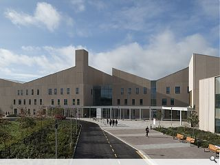 NHS Dumfries & Galloway commence migration to new Royal Infirmary
