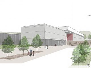 Planning in principle sought for Madras College