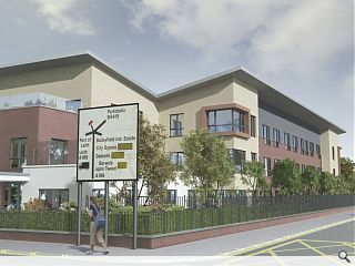 Portobello care home goes in for planning
