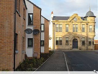 Lochgelly Town House moves from derelict to des-res