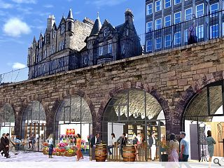 Old Town railway arches to be given new lease of life