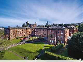 Crichton Hall sale paves way for five-star Dumfries hotel