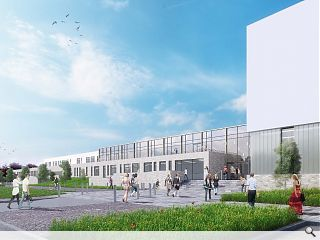 Brechin & Forfar secondary schools to commence construction