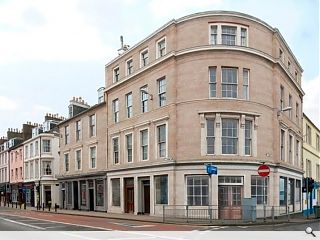 Ayr tickled pink by Georgian building makeover