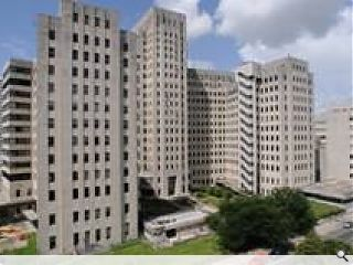 RMJM assess storm damage to New Orleans Charity Hospital