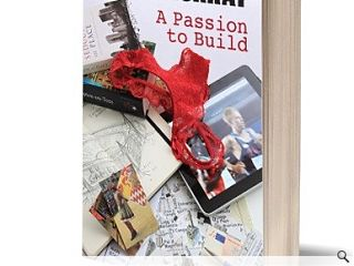 Racy architecture novel, A Passion to Build, published